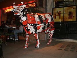 The Coffee Cow in Guadalajara